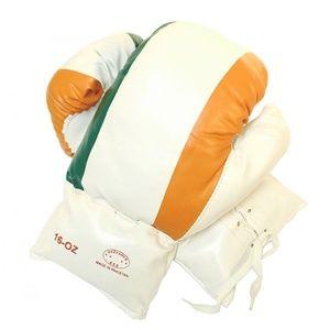 Irish Flag Boxing Gloves 16 oz Last Punch